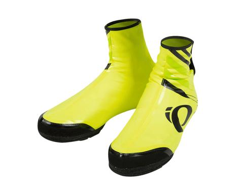 Pearl Izumi PRO Barrier WxB Mountain Shoe Cover (Screaming Yellow/Black) (XL)