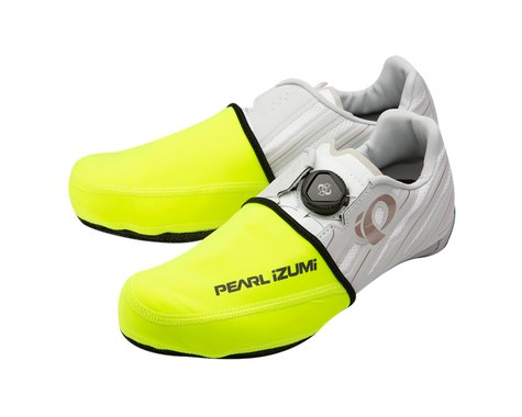 Pearl Izumi Pro AmFIB Toe Cover (Screaming Yellow) (S/M)
