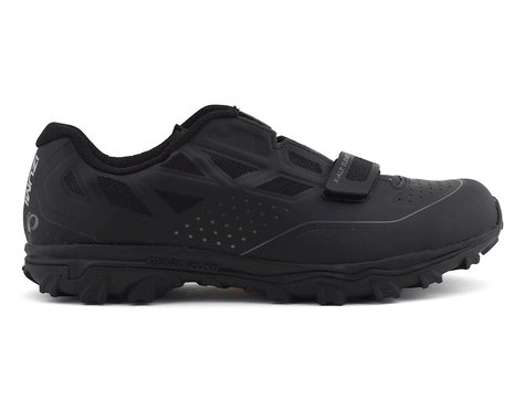 Pearl Izumi X-Alp Elevate Shoes (Black) (40.5)