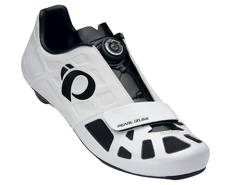 Pearl Izumi Elite RD IV Bike Shoes (White/Black)