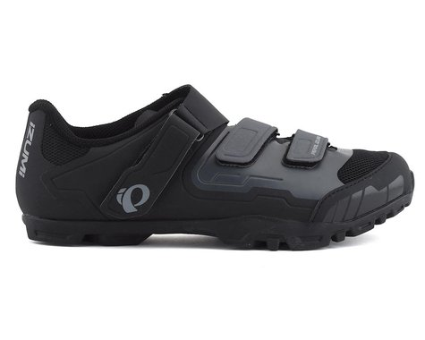 Pearl Izumi All-Road V4 Mountain Shoes (Black/Shadow Grey) (40)