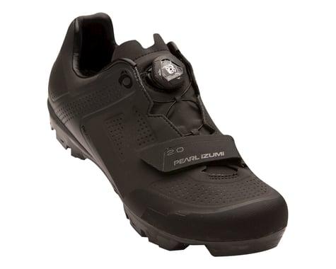 Pearl Izumi X-PROJECT Elite Mountain Shoes (Black/Grey) (39)