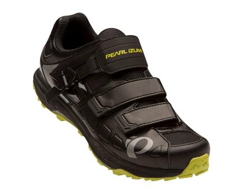 Pearl Izumi X-Alp Enduro V5 Mountain Shoes (Black/Monument Gray) (43)