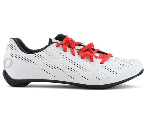 Pearl Izumi Tour Road Shoes (White/White) (39)