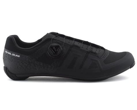 Pearl Izumi Attack Road Shoe (Black/Black) (43.5)