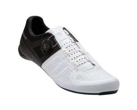 Pearl Izumi Attack Road Shoe (Black/White) (41)