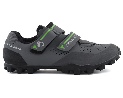Pearl Izumi X-ALP Divide Mountain Shoe (Smoked Pearl/Black) (48)
