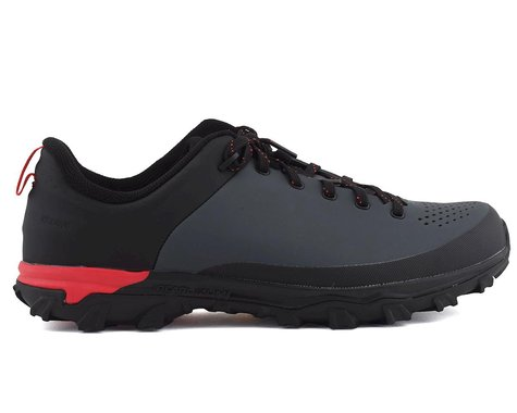 Pearl Izumi X-Alp Peak Shoes (Black/Red) (39)