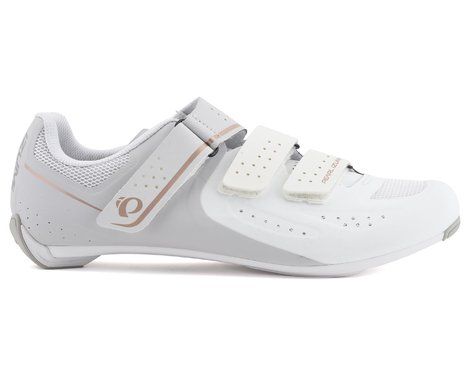 Pearl Izumi Women's Select Road V5 Shoes (White/Grey)