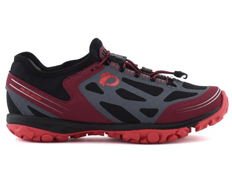 Pearl Izumi Women's X-Alp Journey Shoes (Port/Cayenne) (36)
