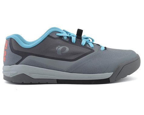 Pearl Izumi Women's X-Alp Launch Shoes (Smoked Pearl/Monument) (41)