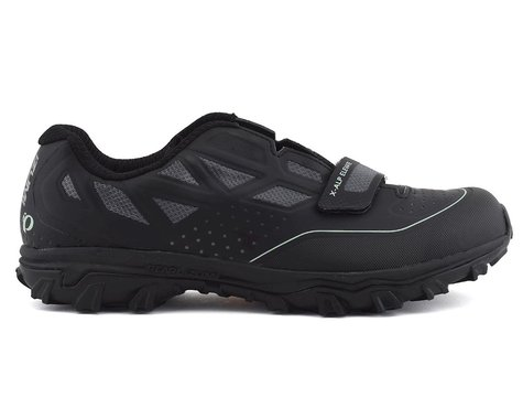 Pearl Izumi Women's X-Alp Elevate Shoes (Black) (38)
