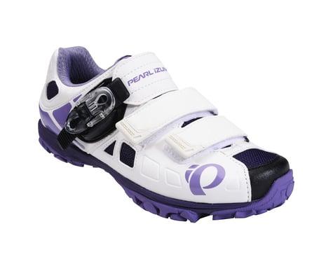Pearl Izumi Women's X-Alp Enduro IV Mountain Shoes (White/Purple Haze)