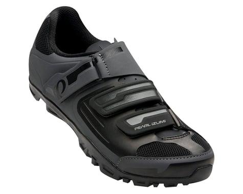 Pearl Izumi Women's All-Road v4 Mountain Shoes (Black/Grey) (38)