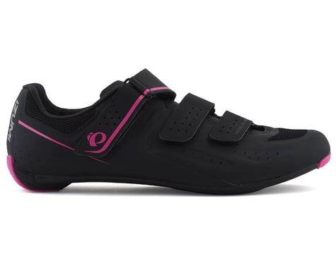 Pearl Izumi Women's Select V5 Studio Road Shoe (Black/Pink) (40)