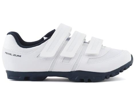 Pearl Izumi Women's All Road v5 Road Shoe (White/Navy) (40)