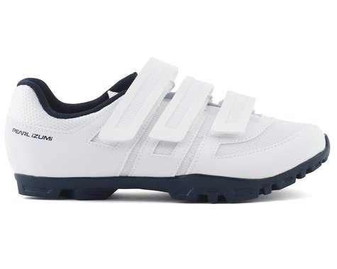 Pearl Izumi Women's All Road v5 Road Shoe (White/Navy) (41)