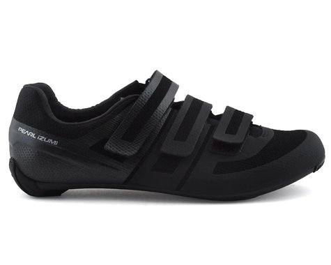 Pearl Izumi Women's Quest Studio Cycling Shoes (Black) (39)
