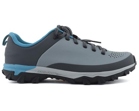 Pearl Izumi Women's X-Alp Peak Shoes (Shadow Grey/Monument) (40)