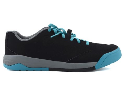 Pearl Izumi Women's X-Alp Flow Shoes (Black/Mirage) (40)