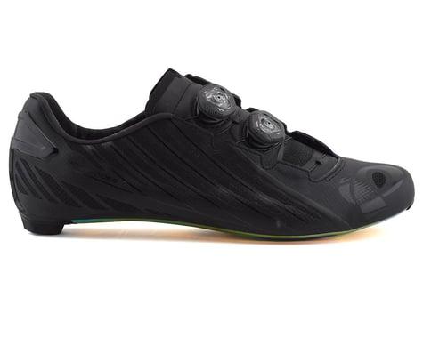 Pearl Izumi PRO Leader v4 Shoes (Black/Black) (40.5)