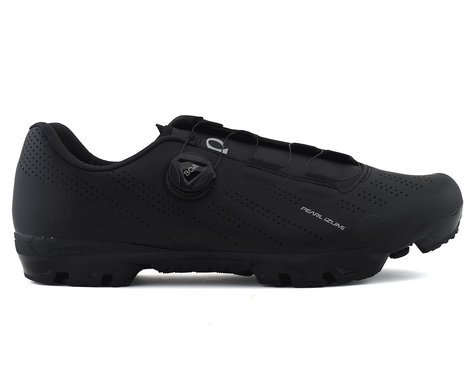 Pearl Izumi X-Alp Gravel Shoe (Black/Black) (45)