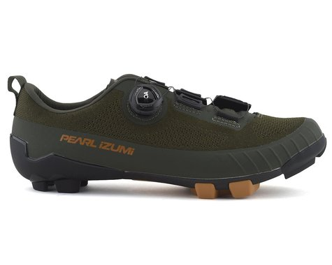 Pearl Izumi Gravel X Mountain Shoes (Forest) (44)