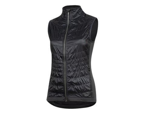 Pearl Izumi Women's Blvd Merino Vest (Black) (XL)