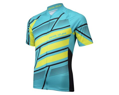 Pearl Izumi MTB LTD Short Sleeve Jersey (Bright Green)