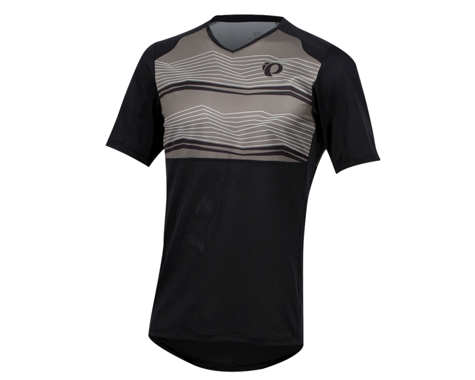 Pearl Izumi Launch Jersey (Black/Smoked Pearl Mtn)