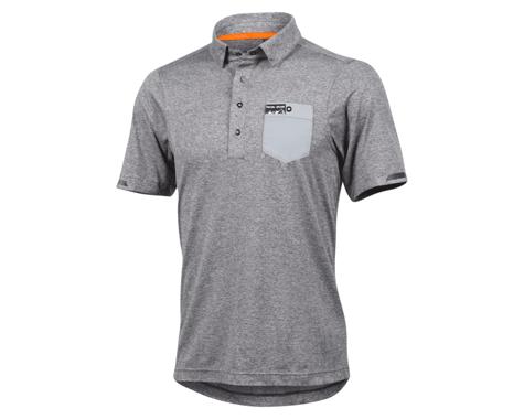 Pearl Izumi Versa Polo (Grey) (2XL)