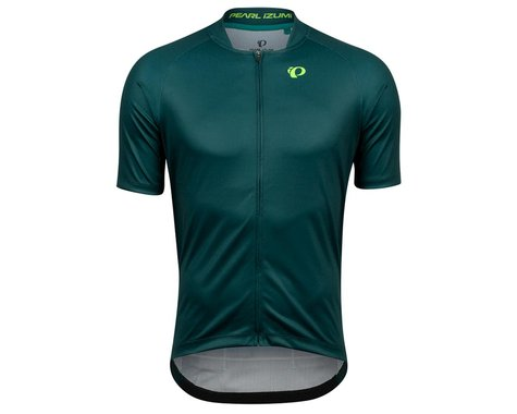 Pearl Izumi Canyon Graphic Short Sleeve Jersey (Pine Aspect) (S)