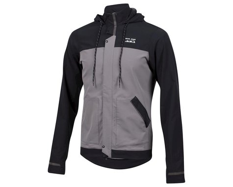 Pearl Izumi Versa Barrier Jacket (Black/Smoked Pearl) (2XL)