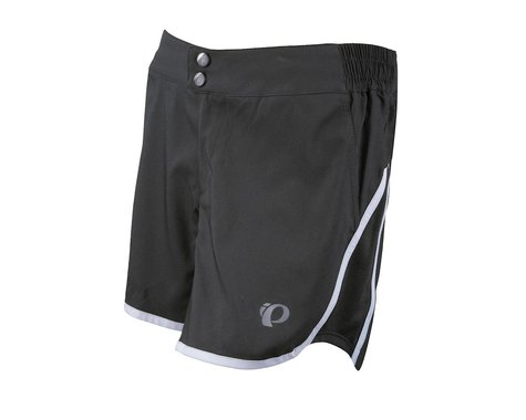 Pearl Izumi Women's Journey Shorts (Black) (Large)