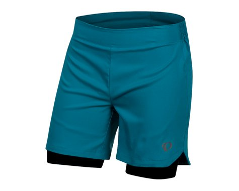 Pearl Izumi Women's Journey Short (Teal/Black) (2)