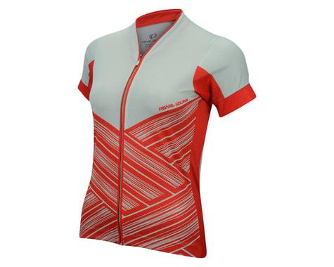 Pearl Izumi Women's LTD MTB Short Sleeve Jersey (Coral) (Xlarge)