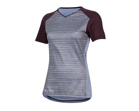 Pearl Izumi Women's Launch Jersey (Plumb Perfect/Eventide Vert) (XL)