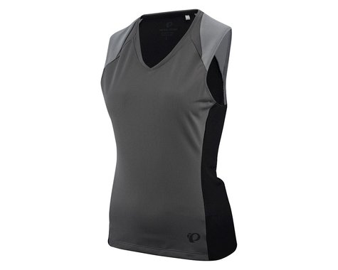 Pearl Izumi Women's Launch Sleeveless Jersey (Grey) (Large)