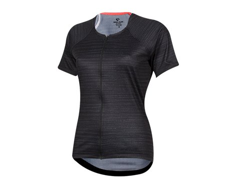 Pearl Izumi Women's Canyon Jersey (Black/Phantom Vert)
