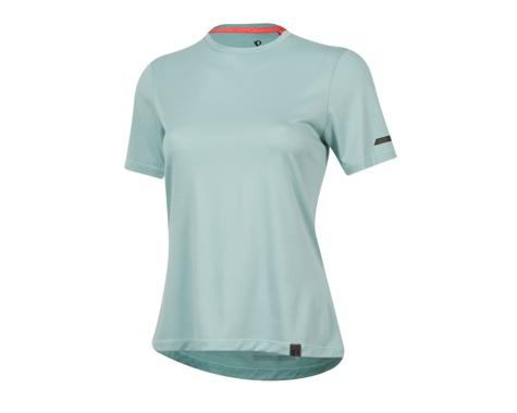 Pearl Izumi Women's BLVD Merino T Shirt (Aquifer) (L)
