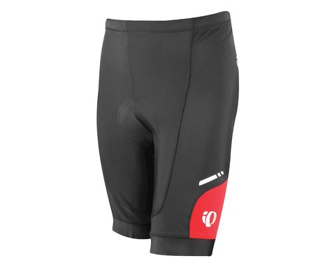 Pearl Izumi P.R.O. In-R-Cool Shorts (Black/Red) (Xxlarge)