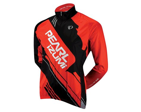 Pearl Izumi Elite LTD Jacket - Performance Exclusive (Black/Red) (Xlarge)