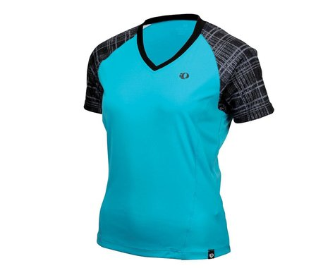 Pearl Izumi Women's Canyon Short Sleeve Tee (Blue) (Xxlarge)