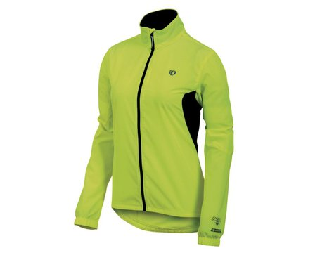 Pearl Izumi Women's Select Barrier Jacket (Screaming Yellow) (Xxlarge)
