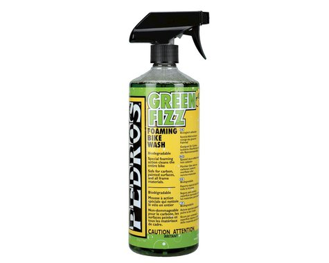 Pedro's Green Fizz Foaming Bike Wash (32oz)