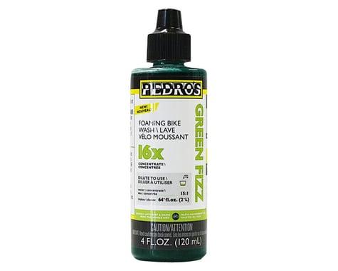 Pedro's Green Fizz Bike Wash 16x Concentrate: 4oz/120ml makes 64+ ounces