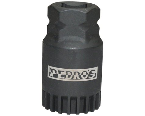 Pedro's Splined Bottom Bracket Socket Tool For Shimano & ISIS Drive Splined BB