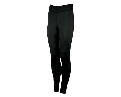 Performance Triflex Tights without Chamois (Black)