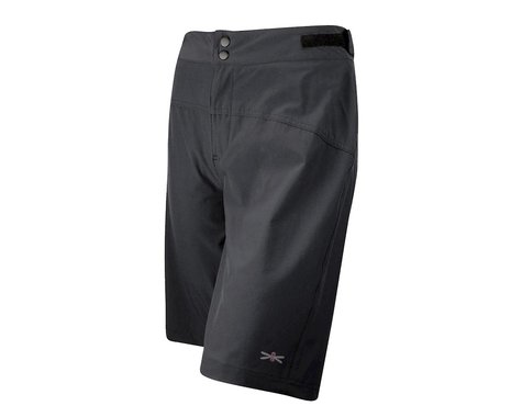 Performance Women's Nevado Baggy Shorts (Black)