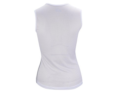 Performance Women's Draft Sleeveless Baselayer (White)